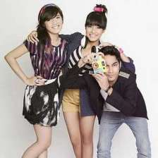 Gamal, Audrey, Cantika
